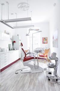 Prophylaxezimmer Zahnarzt