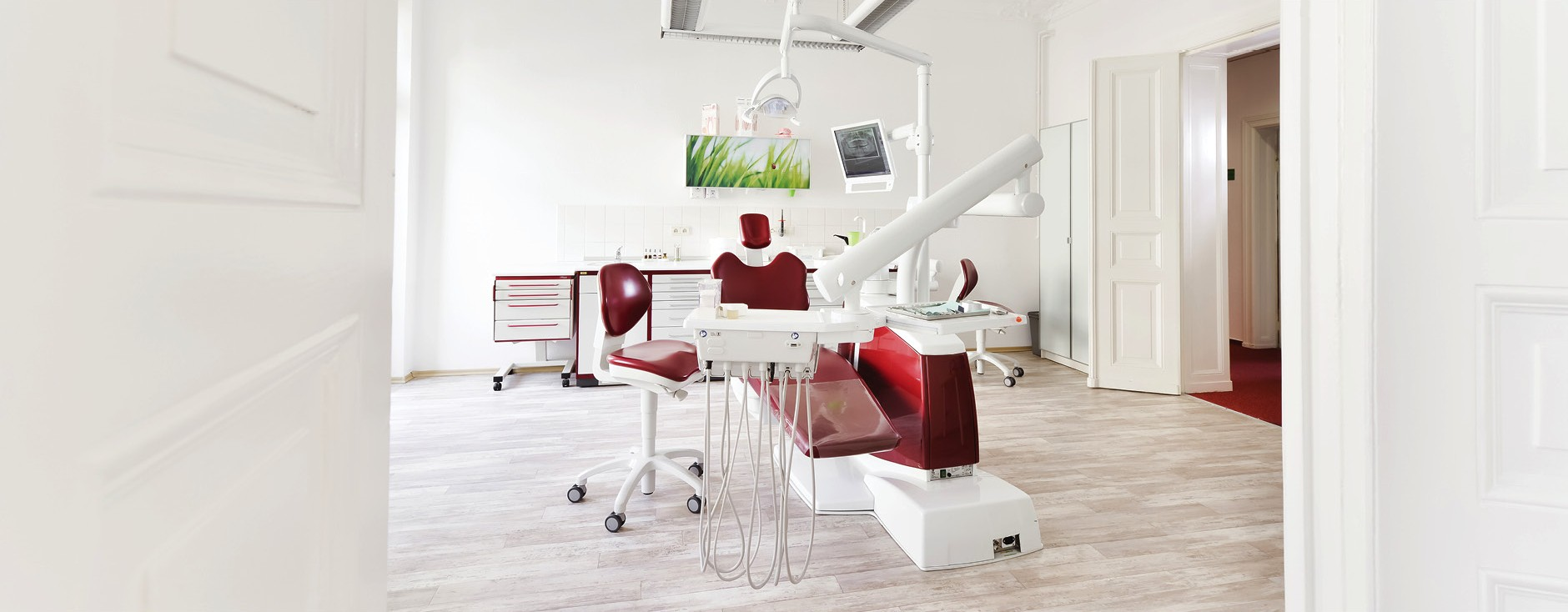 Behandlungszimmer drei - Zahnarzt Berlin Lichtenberg
