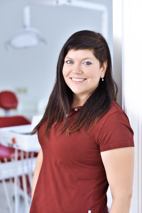 Zahnärztin Dr. med. dent. Anne Kehler